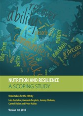 Nutrition and Resilience: A Scoping Study