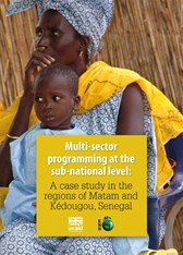 Multi-sector programming at the sub-national level: A case study in the regions of Matam and Kédougou, Senegal