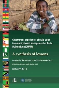 Government experiences of scale-up of Community-based Management of Acute Malnutrition (CMAM): A synthesis of lessons (2012)