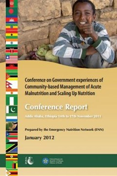 Conference on government experiences of scaling up the Community-based Management of Acute Malnutrition (CMAM) (2012)