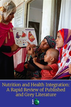 Nutrition and Health Integration: A Rapid Review of Published and Grey Literature