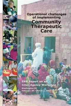 Operational challenges of implementing community theraputic care (2005)