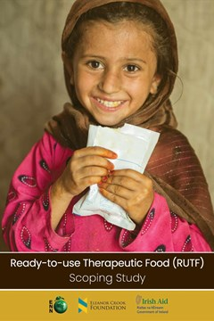 Ready-to-use Therapeutic Food (RUTF) Scoping Study