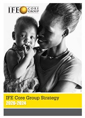 IFE Core Group Strategy 2020-2024