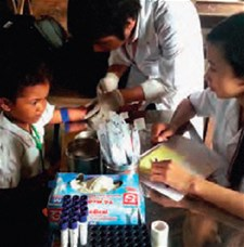 Assessing micronutrient status in Cambodia