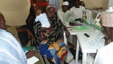 Training of trainers for Community Health Extension Workers