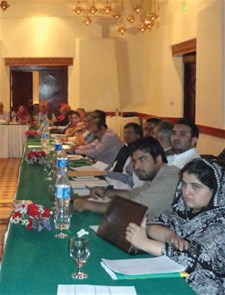 Meeting of Nutrition Technical Working group to finalize Balochistan Inter-Sectoral Nutrition Strategy