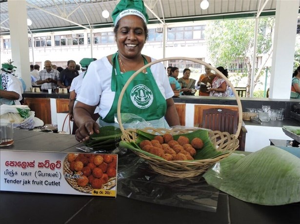The canteens provide women with an opportunity to run their own business