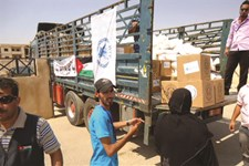 Food For Syrian Refugees In Jordan