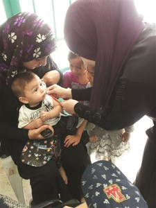 JHAS supported clinic in Amman