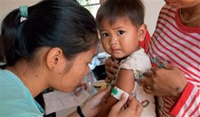 Community based screening for acute malnutrition in the communities of Phnom Penh